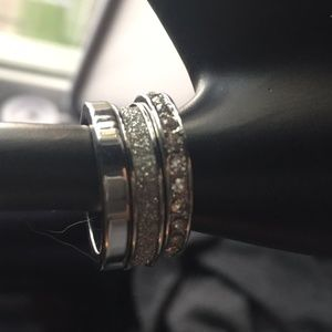 Jewelry - Silver Band Rings